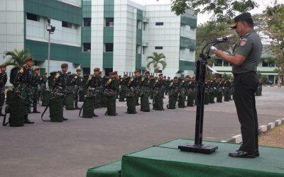 Taruna Akmil ikuti Pendidikan Kecabangan Perwira
